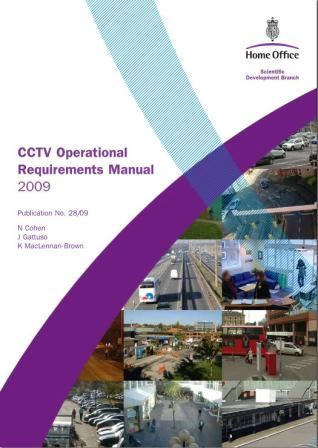 Home Office CCTV Operational Requirements Manual 2009