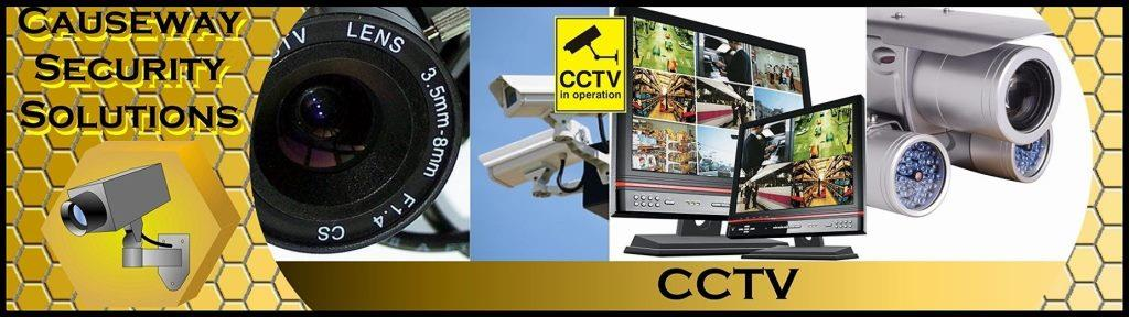 Causeway Security Solutions CCTV banner image